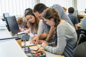 study electronics engineering in Belarus