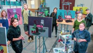 study fine arts in Belarus